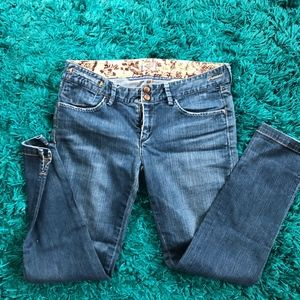 Ladies GOLDSIGN Cropped Jean